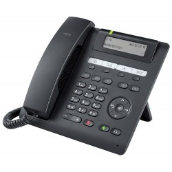 IP Unify OpenScape Desk Phone CP205, 3 Line With Display, PoE, Port, Gigabit Switch