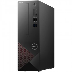 Dell Vostro 3681 SFF, Intel Core i7-10700 (8C, 16M Cache, 2.9 GHz up to 4.8Ghz), 8GB (1x8GB) 2933MHz DDR4, 1TB SATA, Intel UHD Graphics, DVD-RW, Keyboard and Mouse, Win 10 Pro, 3Y Basic Onsite