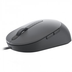Dell Laser Wired Mouse - MS3220 - Titan Gray