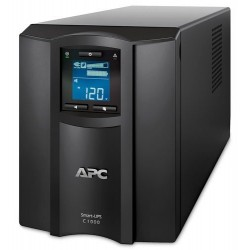 ASmart-UPS C 1000VA LCD 230V Tower with SmartConnect