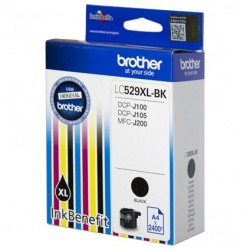 Black Ink Cartridge BROTHER for DC 100 / DC 105 (2400 pages)