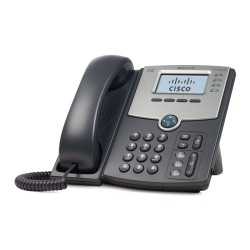IP CISCO SPA504G 4 Line IP Phone With Display, PoE and Port
