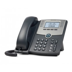 IP CISCO SPA508G 8 Line IP Phone With Display, PoE and Port