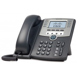 IP CISCO SPA509G 12 Line IP Phone With Display, PoE and Port