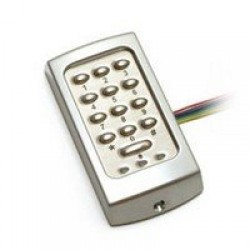 TOUCHLOCK K50 stainless steel compact keypad