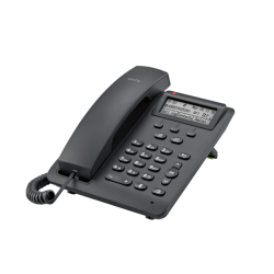 IP Unify OpenScape Desk Phone CP100, 3 Line With Display, PoE, Port, Switch