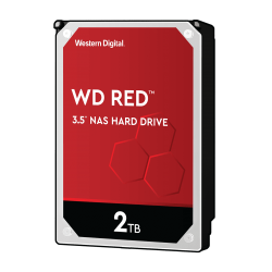 2TB SATAIII WD Red 256MB for NAS (3 years warranty)