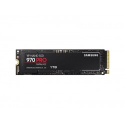 Solid State Drive (SSD) SAMSUNG 970 PRO NVMe M.2 Type 2280 1TB MZ-V7P1T0BW