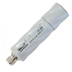 Безжичен Access Point MikroTik GROOVE 52HPN, 128MB RAM, built-in 2.4Ghz 802.11a/b/g/n